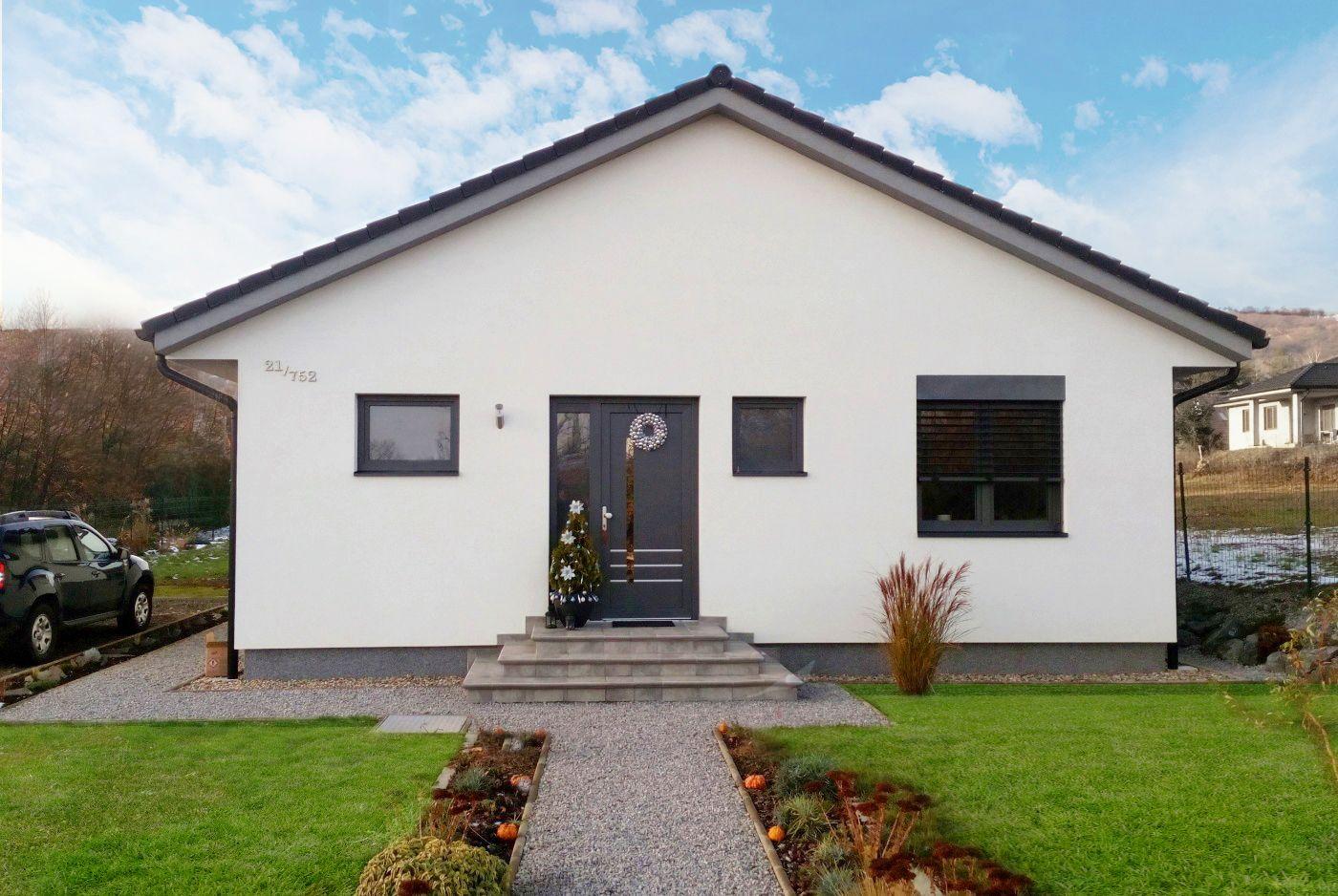 ajsa, bungalow, projekt domu, drevodom zvolen