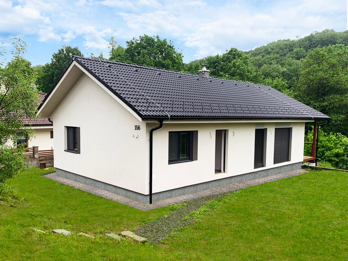 palino, bungalow, projekt domu, drevodom zvolen