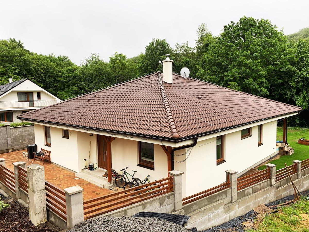 projekt domu, trnka, bungalow, drevodom zvolen