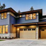 dvojpodlazny drevodom energetickej triedy A0 s garazou