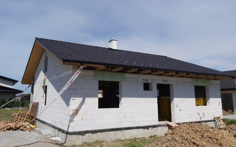 Kriváň – strecha