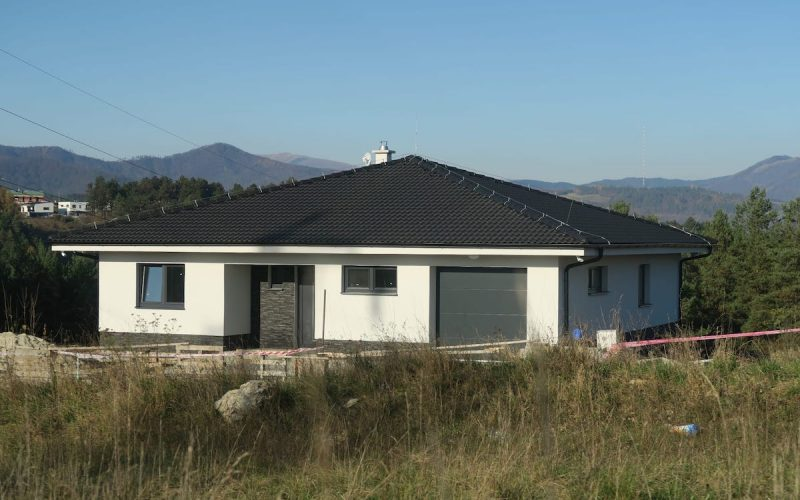 Pršianska Terasa – strecha